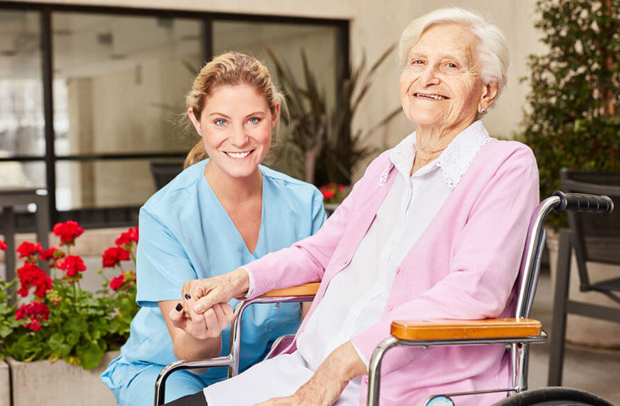 Choosing the right home care agency.