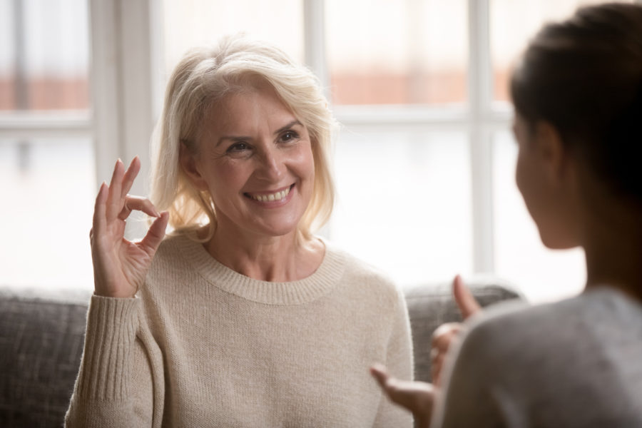speech therapy for home care